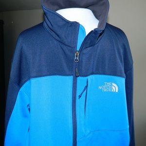 The North Face Mens XL Denali Zip Up Jacket Coat